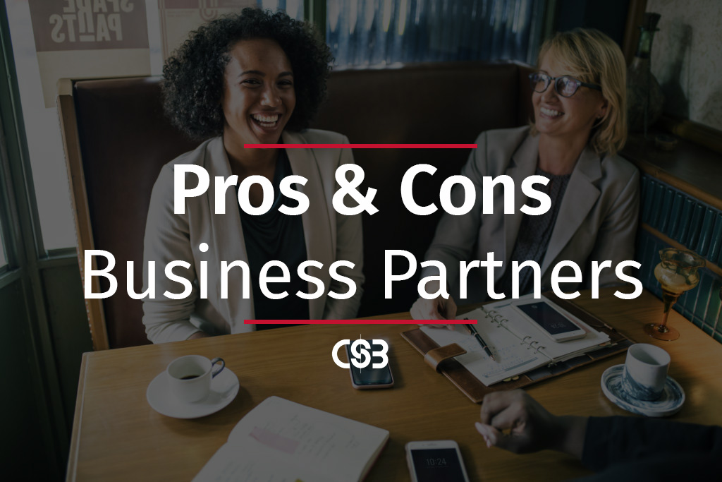 pros_cons_of_business_partners