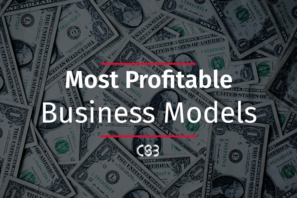 most_profitable_business_models